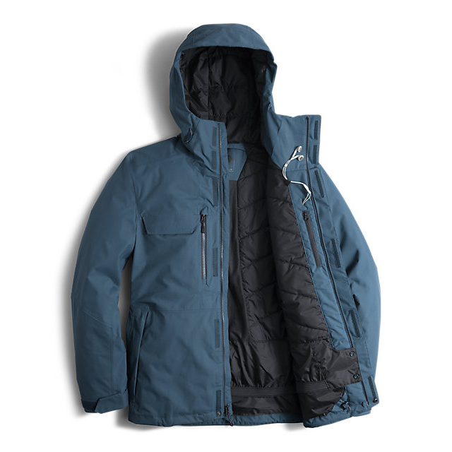 Discount NORTH FACE MEN\'S HICKORY PASS JACKET DIESEL BLUE ONLINE