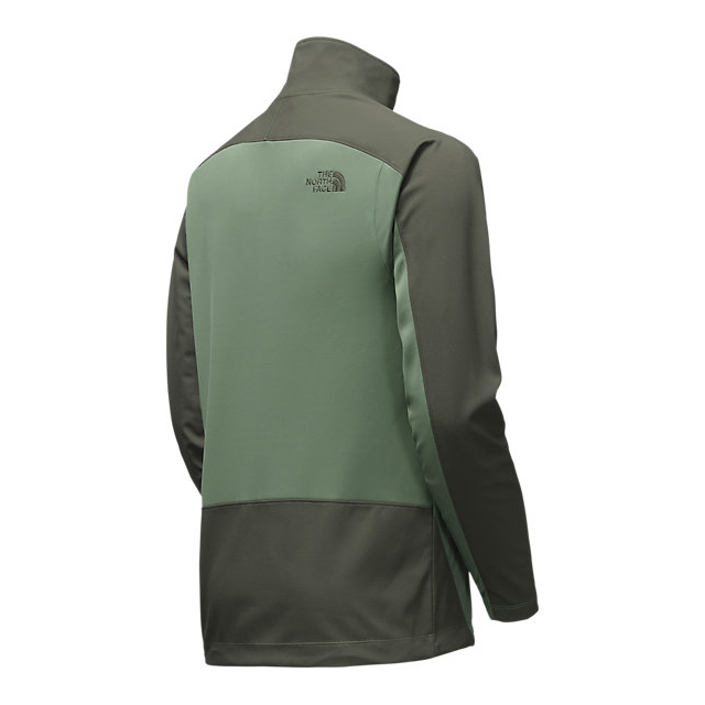 Discount NORTH FACE MEN\'S TENACIOUS HYBRID FULL ZIP DUCK GREEN/CLIMBING IVY GREEN ONLINE