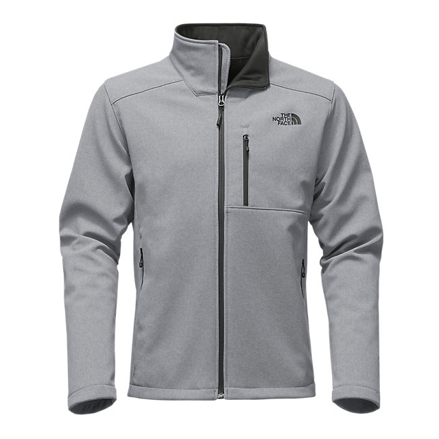 Discount NORTH FACE MEN'S APEX BIONIC 2 JACKET - UPDATED DESIGN MEDIUM GREY HEATHER/MEDIUM GREY HEATHER ONLINE