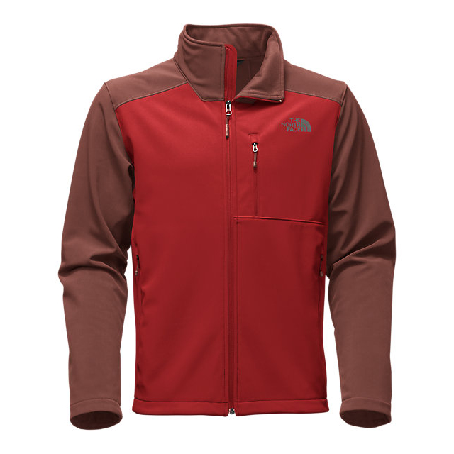 Discount NORTH FACE MEN'S APEX BIONIC 2 JACKET - UPDATED DESIGN CARDINAL RED/SEQUOIA RED ONLINE