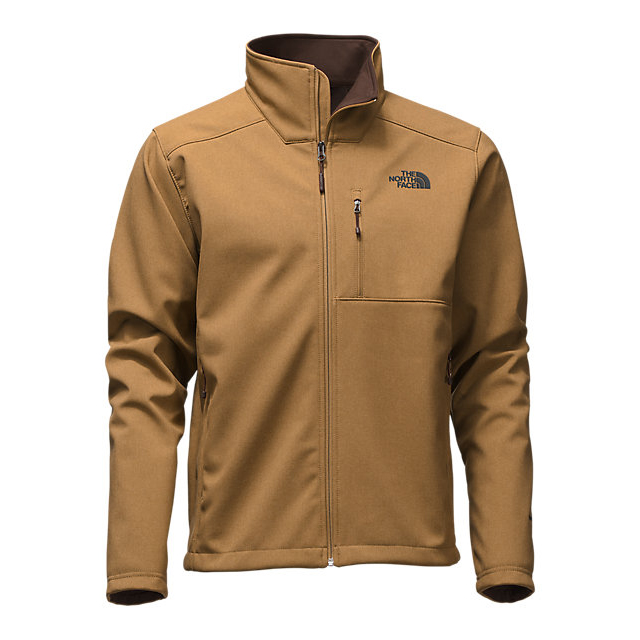 Discount NORTH FACE MEN\'S APEX BIONIC 2 JACKET - UPDATED DESIGN DIJON BROWN HEATHER/DIJON BROWN HEATHER ONLINE