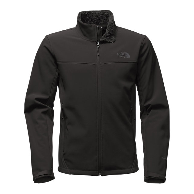 Discount NORTH FACE MEN\'S APEX CHROMIUM THERMAL JACKET BLACK / BLACK ONLINE