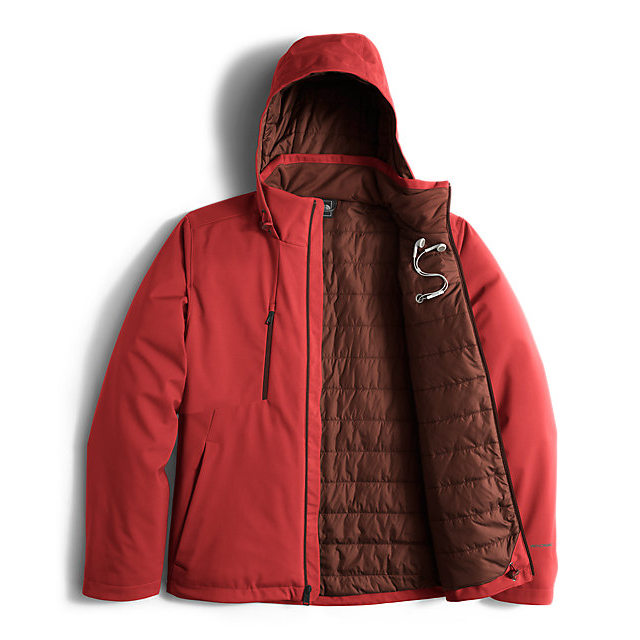 Discount NORTH FACE MEN\'S APEX ELEVATION JACKET CARDINAL RED/CARDINAL RED ONLINE