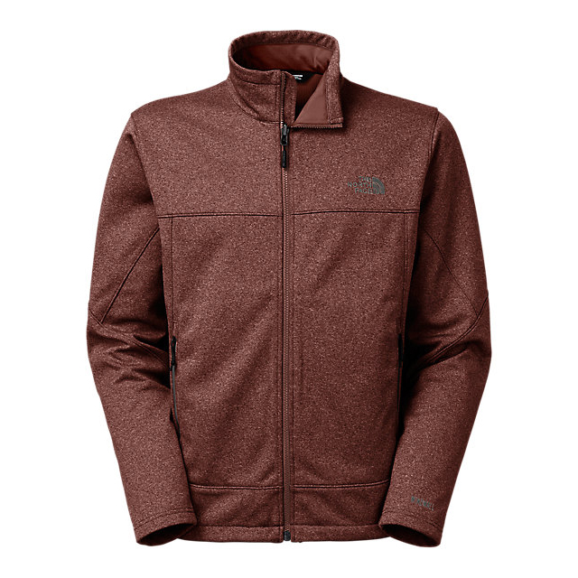 Discount NORTH FACE MEN\'S CANYONWALL JACKET SEQUOIA RED HEATHER/SEQUOIA RED HEATHER ONLINE