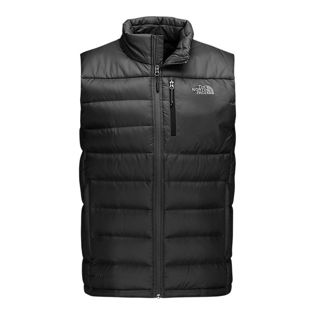 Discount NORTH FACE MEN'S ACONCAGUA VEST BLACK ONLINE