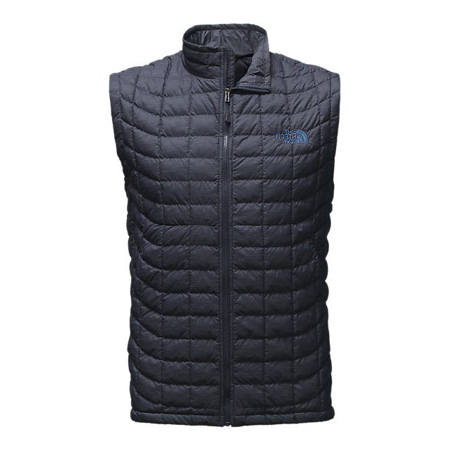 Discount NORTH FACE MEN\'S THERMOBALL™ VEST URBAN NAVY STRIA ONLINE