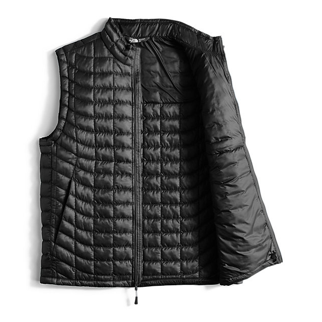 Discount NORTH FACE MEN\'S THERMOBALL™ VEST BLACK ONLINE