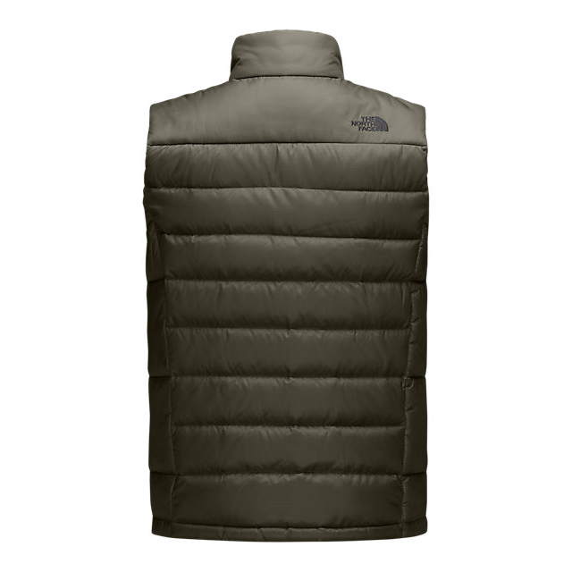 Discount NORTH FACE MEN\'S ACONCAGUA VEST FUSEBOX GREY ONLINE