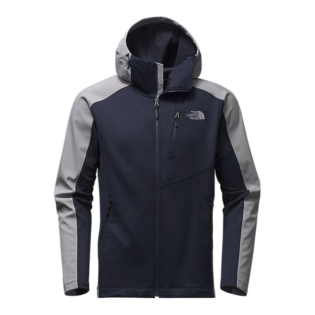 Discount NORTH FACE MEN\'S TENACIOUS HYBRID HOODIE URBAN NAVY/MID GREY ONLINE