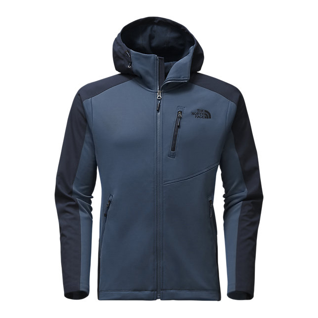 Discount NORTH FACE MEN'S TENACIOUS HYBRID HOODIE SHADY BLUE/URBAN NAVY ONLINE