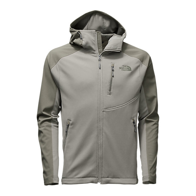 Discount NORTH FACE MEN'S TENACIOUS HYBRID HOODIE MOONMIST GREY/FUSEBOX GREY ONLINE