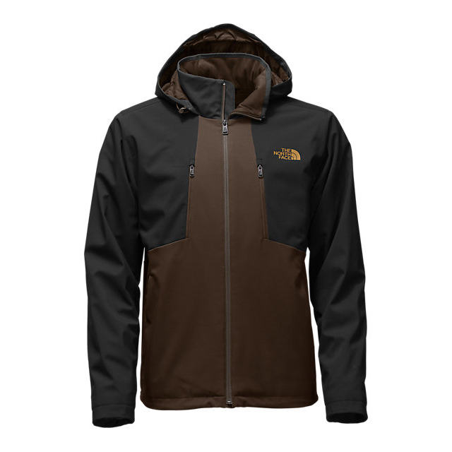 Discount NORTH FACE MEN'S APEX ELEVATION JACKET COFFEE BEAN BROWN/BLACK ONLINE