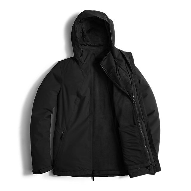Discount NORTH FACE WOMEN\'S HIGHANDDRY TRICLIMATE  JACKET BLACK ONLINE