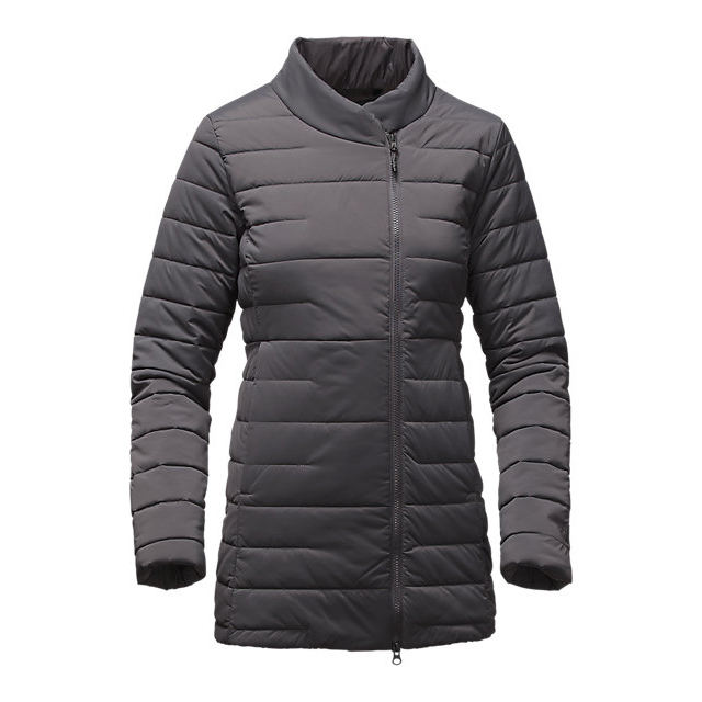 Discount NORTH FACE WOMEN'S STRETCH LYNN JACKET GRAPHITE GREY ONLINE