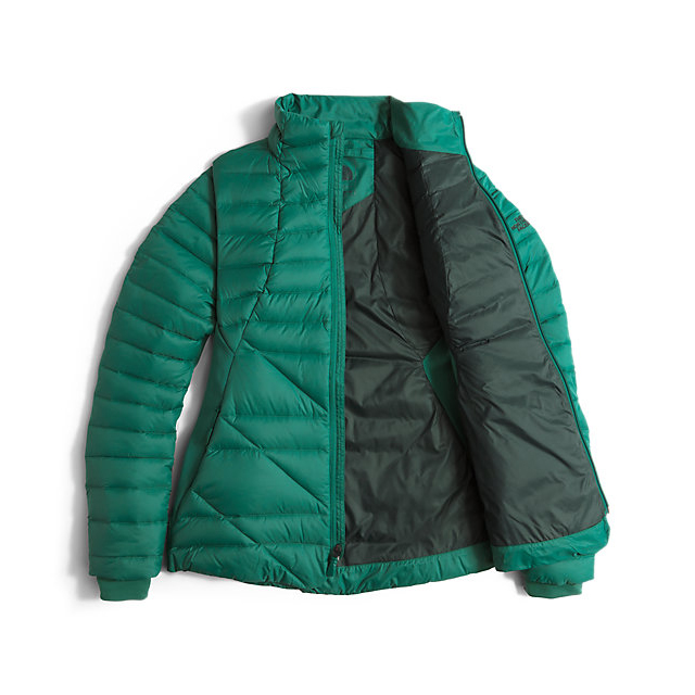 Discount NORTH FACE WOMEN\'S LUCIA HYBRID DOWN JACKET CONIFER TEAL ONLINE