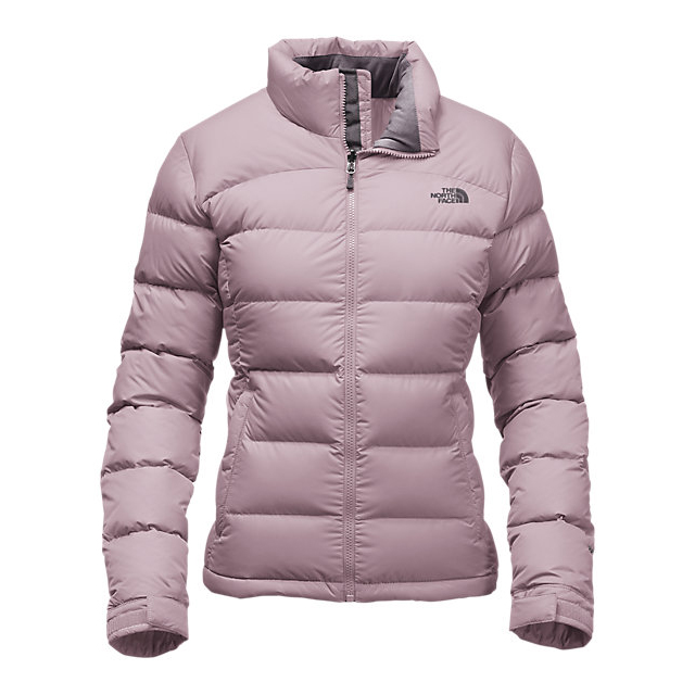 Discount NORTH FACE WOMEN\'S NUPTSE 2 JACKET QUAIL GREY ONLINE