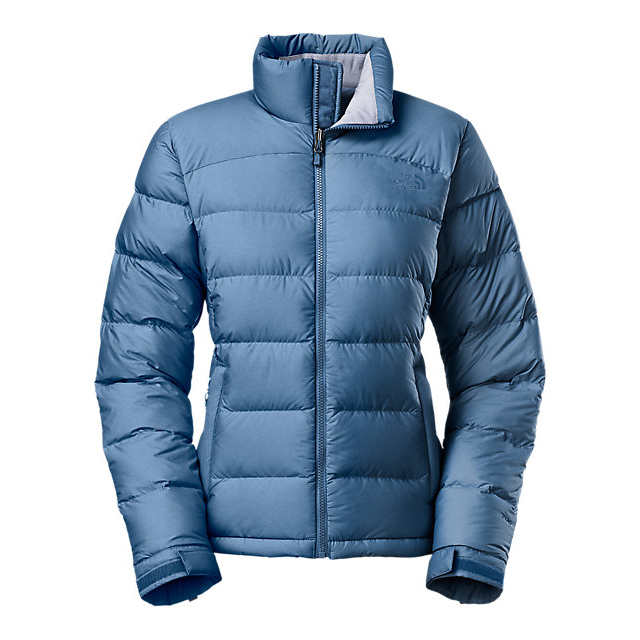 Discount NORTH FACE WOMEN\'S NUPTSE 2 JACKET SHADY BLUE HEATHER ONLINE