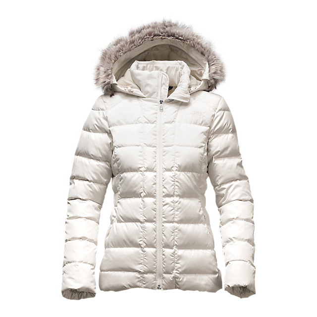 Discount NORTH FACE WOMEN'S GOTHAM DOWN JACKET VAPOROUS GREY-DOVE GREY ONLINE