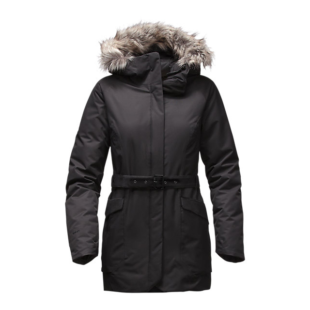 Discount NORTH FACE WOMEN'S CAYSEN PARKA BLACK ONLINE