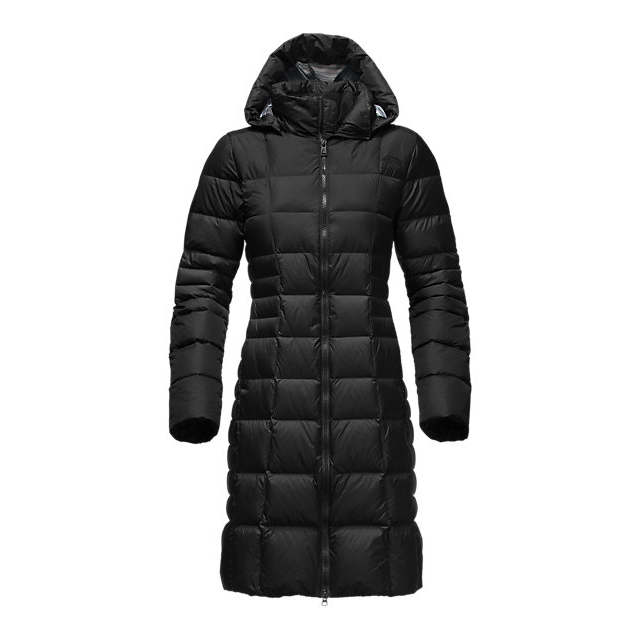 Discount NORTH FACE WOMEN\'S METROPOLIS PARKA II (NEW) BLACK / BLACK ONLINE