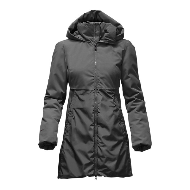 Discount NORTH FACE WOMEN'S PAREIL PARKA GRAPHITE GREY ONLINE