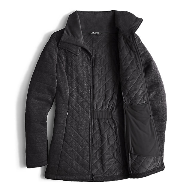 Discount NORTH FACE WOMEN\'S CAROLUNA JACKET DARK GREY HEATHER ONLINE