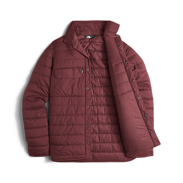 Discount NORTH FACE WOMEN\'S WHOISTHIS JACKET DEEP GARNET RED ONLINE