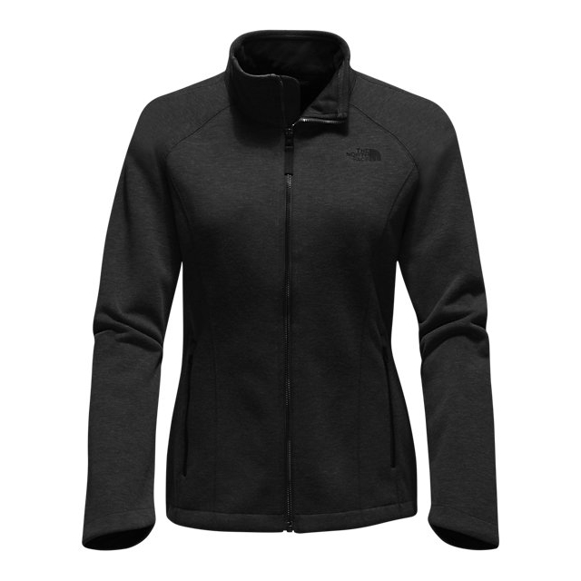 Discount NORTH FACE WOMEN\'S FAR NORTHERN FULL ZIP BLACK HEATHER ONLINE