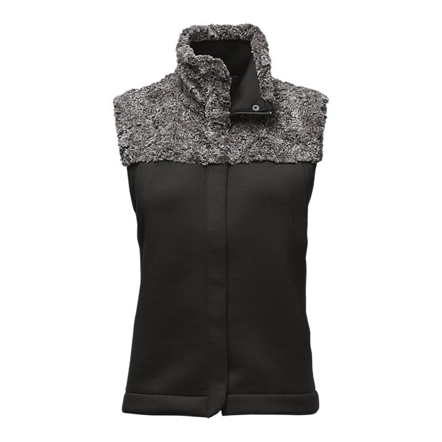 Discount NORTH FACE WOMEN'S HYBRINATION THERMAL 3D VEST BLACK ONLINE