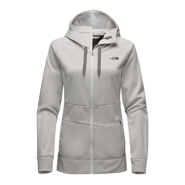 Discount NORTH FACE WOMEN'S SHELLY HOODIE LUNAR ICE GREY HEATHER ONLINE