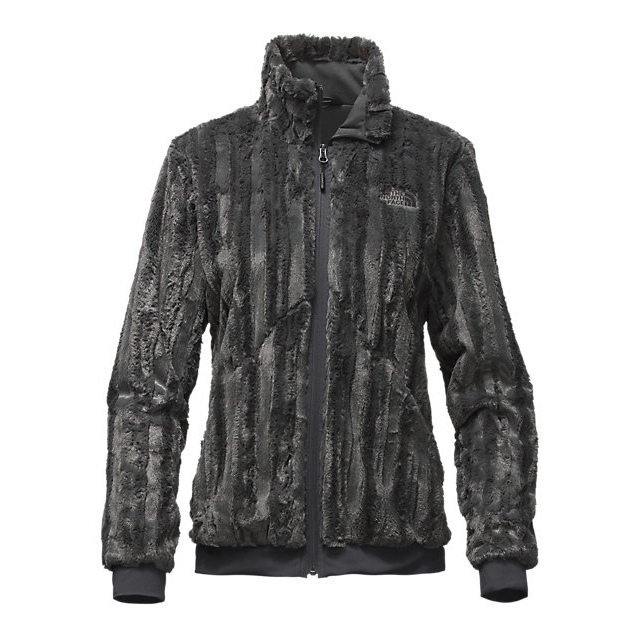 Discount NORTH FACE WOMEN'S FURLANDER FULL ZIP JACKET ASPHALT GREY ONLINE