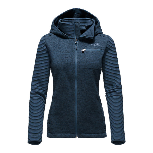 Discount NORTH FACE WOMEN'S NOVELTY INDI HOODIE SHADY BLUE HEATHER/SHADY BLUE ONLINE