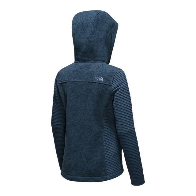 Discount NORTH FACE WOMEN\'S NOVELTY INDI HOODIE SHADY BLUE HEATHER/SHADY BLUE ONLINE
