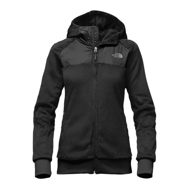 Discount NORTH FACE WOMEN'S OSO HOODIE BLACK / BLACK ONLINE