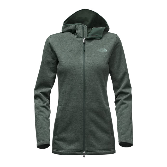 Discount NORTH FACE WOMEN'S MEADOWBROOK RASCHEL PARKA DARKEST SPRUCE HEATHER ONLINE