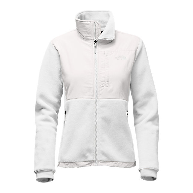 Discount NORTH FACE WOMEN'S DENALI 2 JACKET WHITE ONLINE