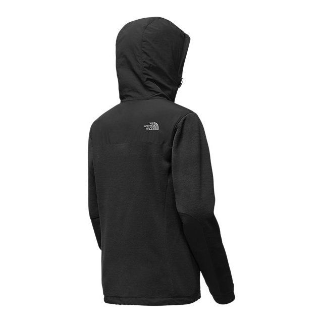Discount NORTH FACE WOMEN\'S DENALI 2 HOODIE BLACK / BLACK ONLINE