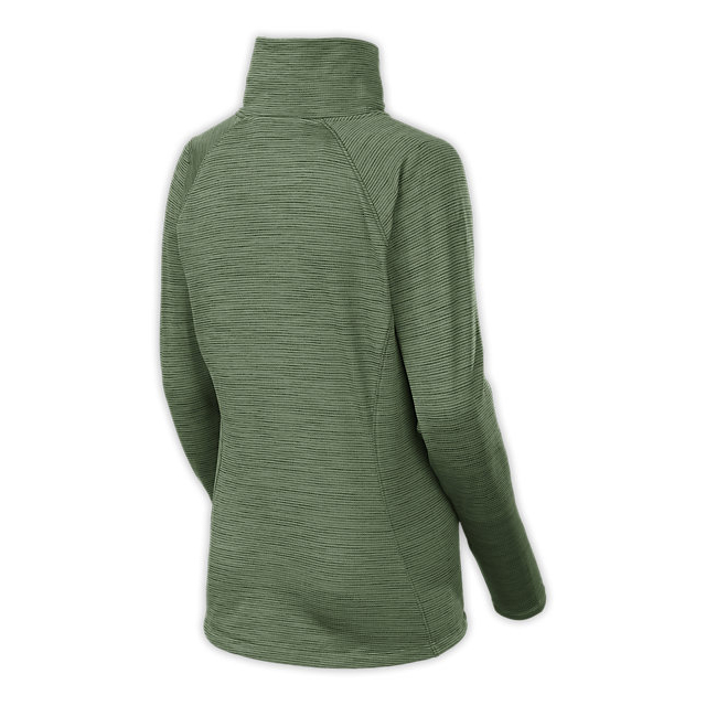 Discount NORTH FACE WOMEN\'S ARCATA FULL ZIP BALSAM GREEN HEATHER/DARKEST SPRUCE GREEN ONLINE