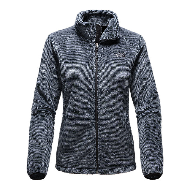 Discount NORTH FACE WOMEN'S OSITO 2 JACKET BLACK/MID GREY STRIPE ONLINE