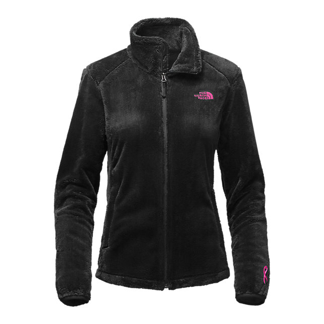 Discount NORTH FACE WOMEN'S PINK RIBBON OSITO 2 JACKET BLACK ONLINE