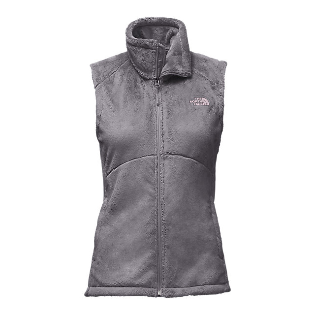 Discount NORTH FACE WOMEN'S OSITO VEST RABBIT GREY ONLINE