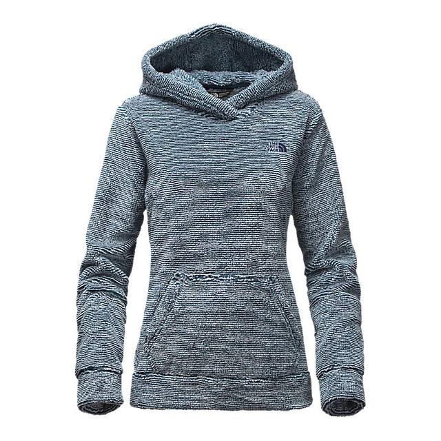 Discount NORTH FACE WOMEN'S OSITO PULLOVER SHADY BLUE/ARCTIC ICE BLUE STRIPE ONLINE