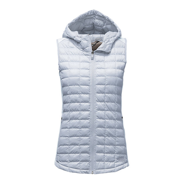 Discount NORTH FACE WOMEN'S MA THERMOBALL  VEST ARCTIC ICE BLUE ONLINE