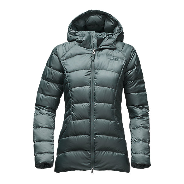 Discount NORTH FACE WOMEN\'S TONNERRO PARKA BALSAM GREEN ONLINE