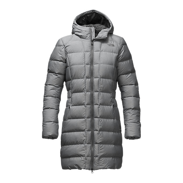 Discount NORTH FACE WOMEN\'S GOTHAM PARKA MEDIUM GREY HEATHER ONLINE