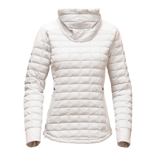 Discount NORTH FACE WOMEN'S MA THERMOBALL  PULLOVER VAPOROUS GREY ONLINE