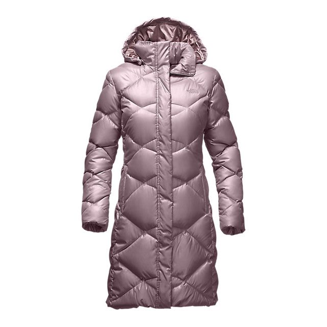 Discount NORTH FACE WOMEN'S MISS METRO PARKA QUAIL GREY ONLINE