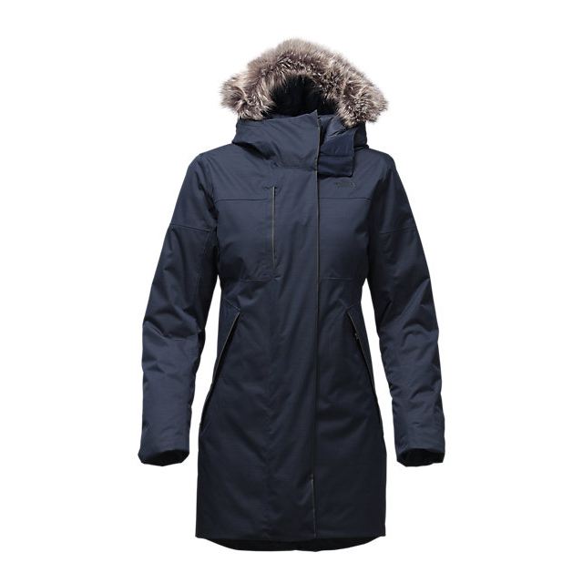Discount NORTH FACE WOMEN'S FAR NORTHERN WATERPROOF PARKA URBAN NAVY SLUB ONLINE