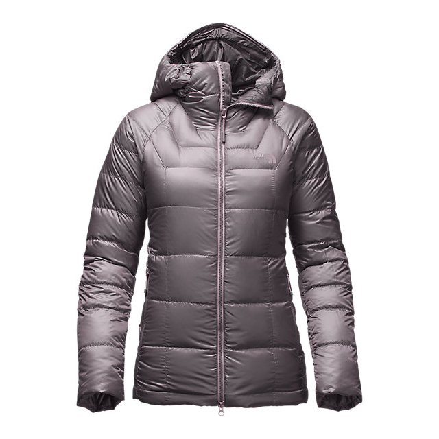 Discount NORTH FACE WOMEN'S IMMACULATOR PARKA RABBIT GREY ONLINE