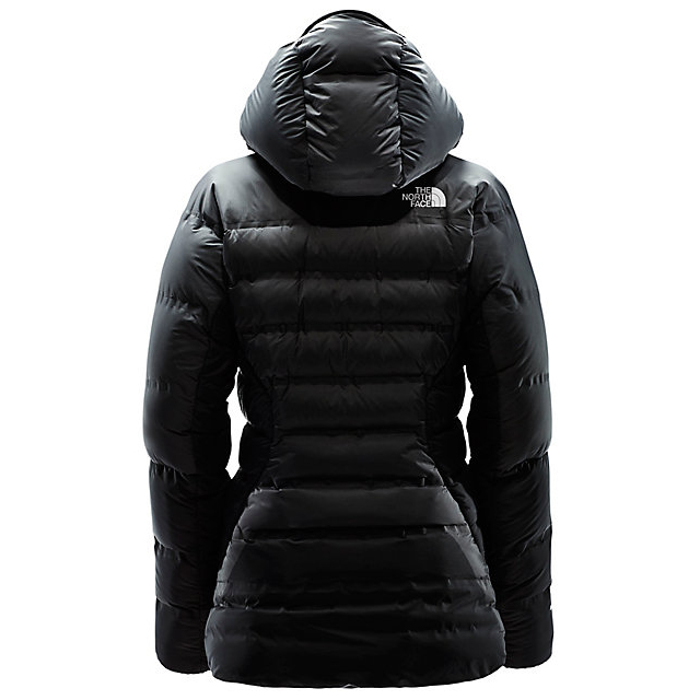 Discount NORTH FACE WOMEN\'S L6 DOWN JACKET ASPHALT GREY/BLACK PRINT/BLACK ONLINE